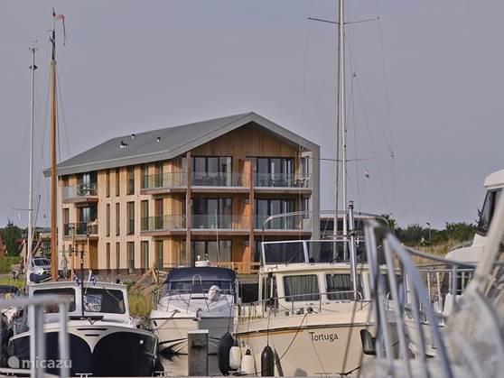 Vakantiehuis Nederland, Zeeland, Kamperland - appartement d'Ouwe Haven