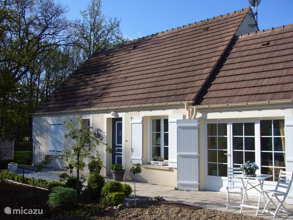 Vakantiehuis Frankrijk, Loire – vakantiehuis Vakantiehuis golf Orléans-Donnery