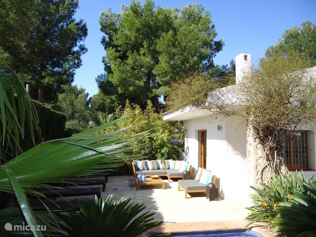 Vakantiehuis Spanje, Costa Dorada, L'Ametlla de Mar - villa Villa AZUL