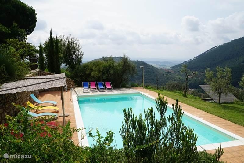 Vakantiehuis Italië, Toscane, Buti Villa Villa Leopoldini (private villa)