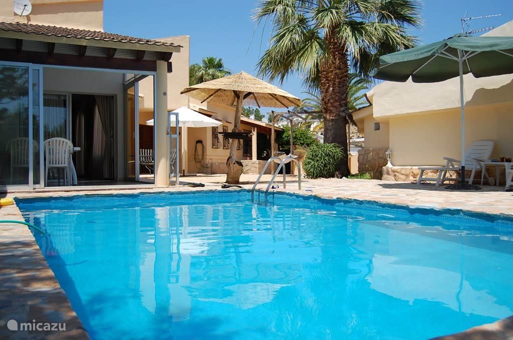 Vakantiehuis Spanje, Costa Blanca, La Nucia Bungalow Casa Amber
