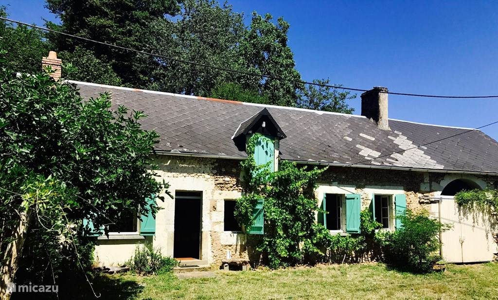 Vacation rental France, Pays de la Loire –  gîte / cottage La Patrie