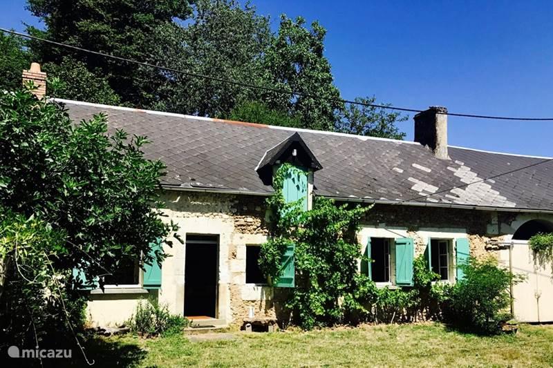 Vakantiehuis Frankrijk, Sarthe, Flée Gîte / Cottage La Patrie