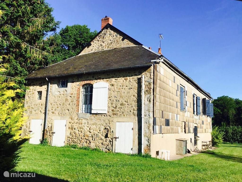 Vakantiehuis Frankrijk, Bourgogne, Arleuf Vakantiehuis gezellig familiehuis