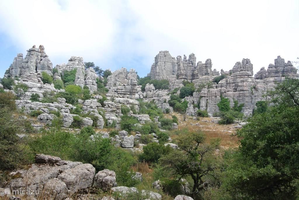 Nationaal park Torcal