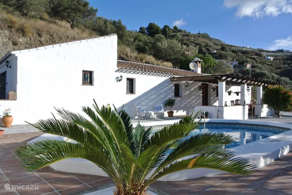 Vacation rental Spain, Costa del Sol – studio Finca Buena Vida