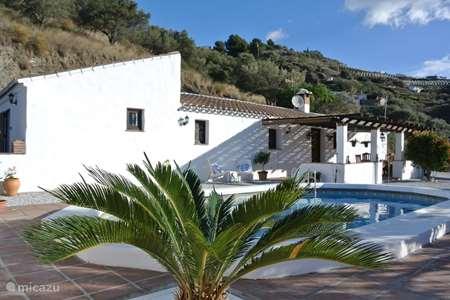 Vakantiehuis Spanje, Costa del Sol, Torrox-Costa - studio Finca Buena Vida (Studio)