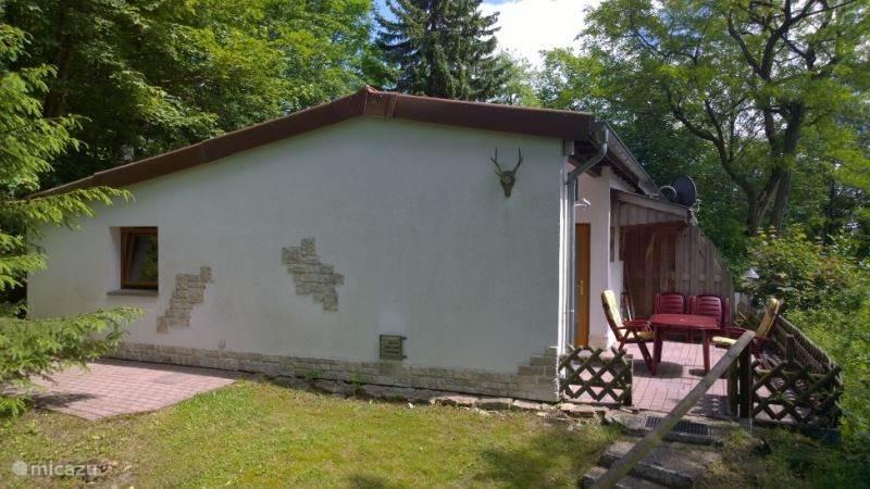 Vakantiehuis Duitsland, Sauerland, Husen - Lichtenau Bungalow Vakantiehuisje Feriendorf B-18