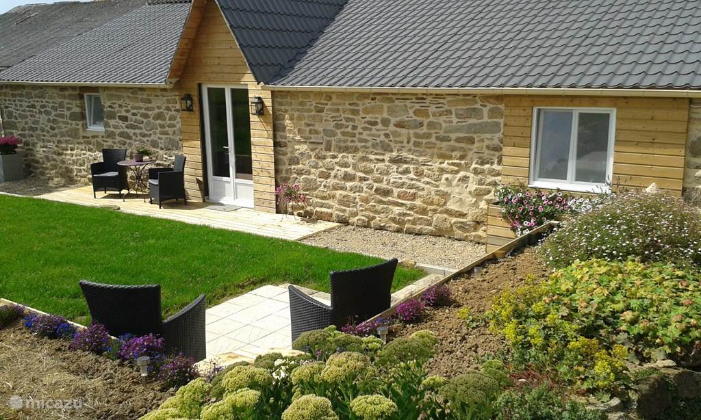 Vakantiehuis Frankrijk, Bretagne, Briec gîte / cottage Knus plattelandshuisje