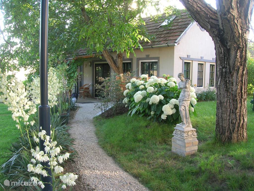 Vakantiehuis Hongarije, Balatonmeer, Balatonendréd gîte / cottage The Dutch Cottage 2018