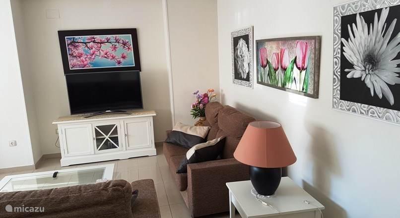 Vakantiehuis Spanje, Costa Blanca, Benidorm Appartement Luxe appartement, Gemelos 26-2BC