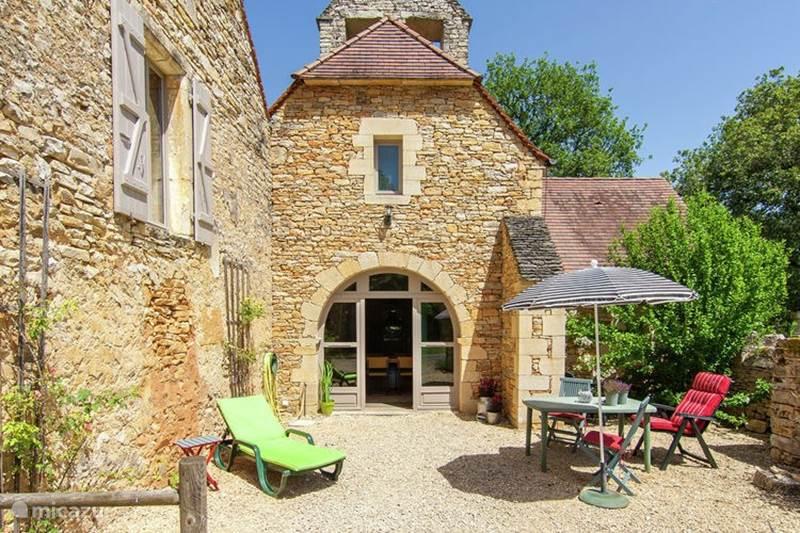 Vakantiehuis Frankrijk, Dordogne, Saint-Aubin-de-Nabirat Gîte / Cottage La Veille Eglise