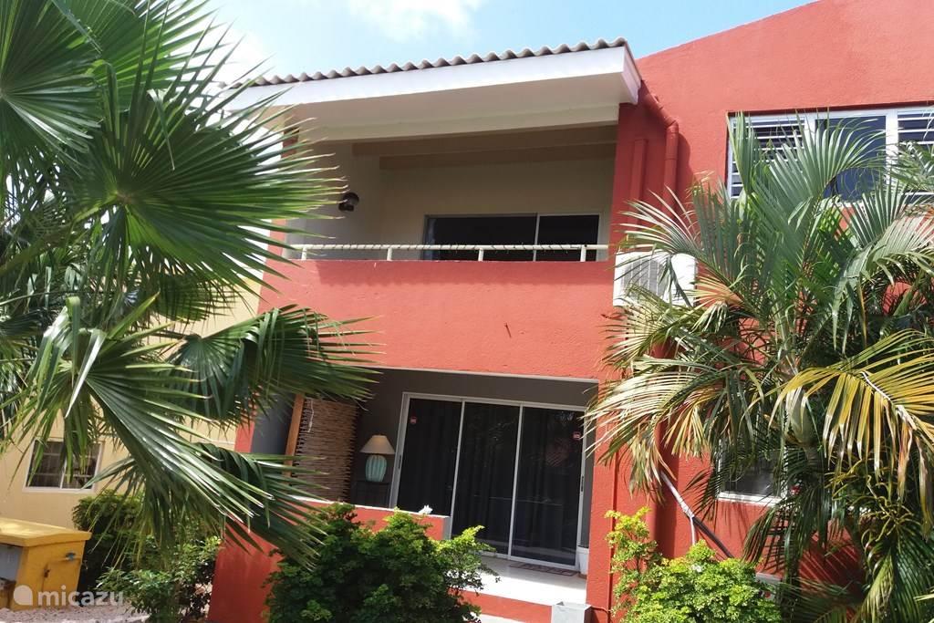 Vakantiehuis Curaçao, Banda Ariba (oost), Seru Coral Appartement Seru Coral Resort, app. 168