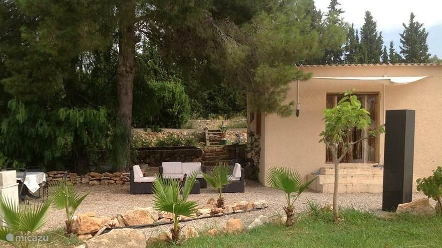 Vakantiehuis Spanje, Costa del Azahar – vakantiehuis Finca Ulldecona