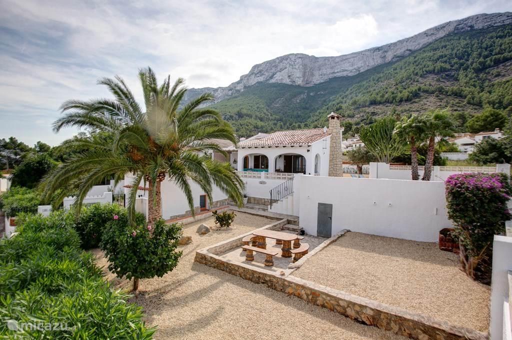 Vakantiehuis Spanje, Costa Blanca, Dénia - villa Casa Bosch