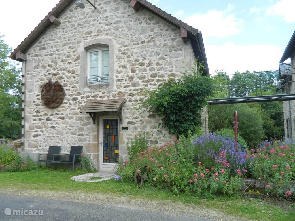 Vakantiehuis Frankrijk, Bourgogne, Saint-Didier-sur-Arroux Vakantiehuis Moulin de Chevannes