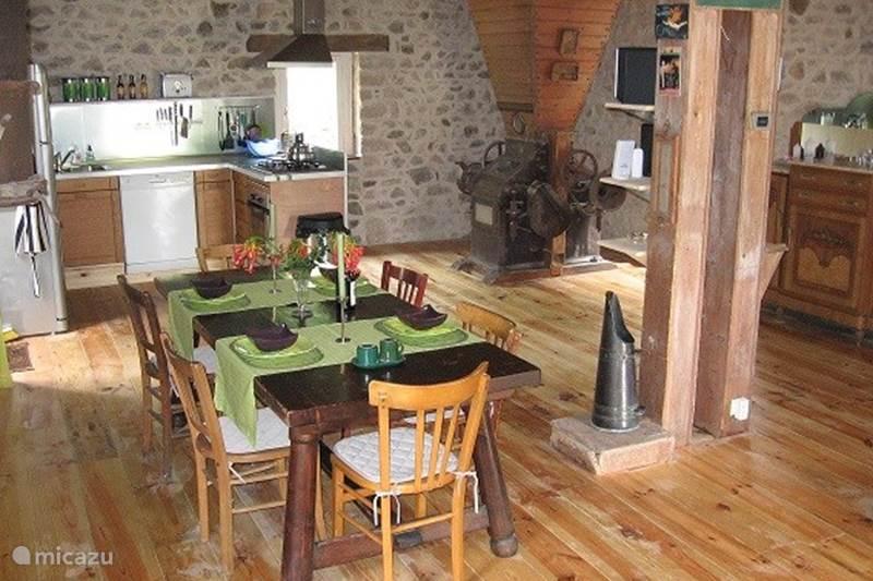 Vakantiehuis Frankrijk, Saône-et-Loire, Saint-Didier-sur-Arroux Molen Moulin de Chevannes