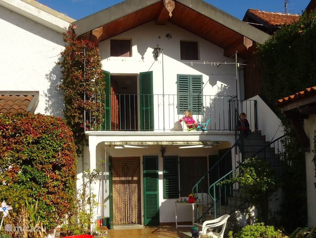 Vakantiehuis Italië, Piëmont, Almese geschakelde woning Casa Avventura