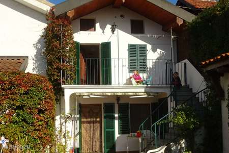 Vacation rental Italy – terraced house Casa Avventura