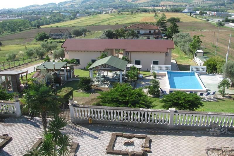 Vakantiehuis Italië, Abruzzen, Corropoli Vakantiehuis Il Villaggio del Re