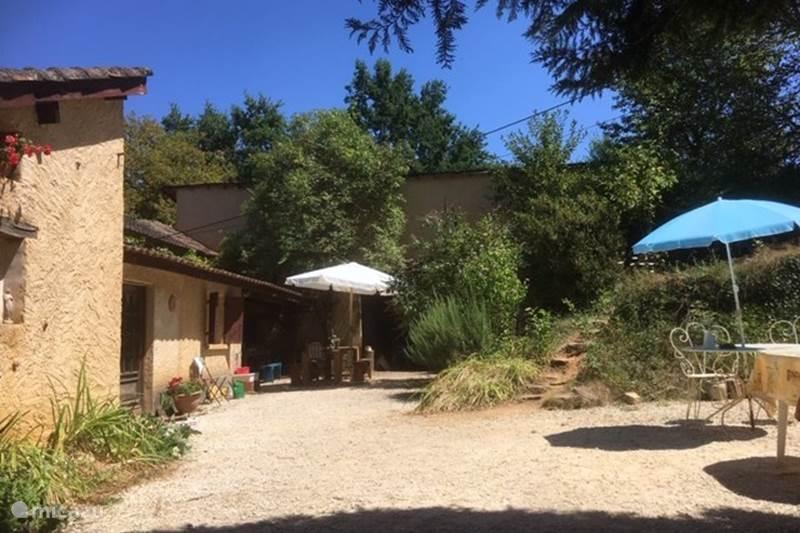 Vakantiehuis Frankrijk, Dordogne, Villefranche-du-Périgord Boerderij Peyret Bas