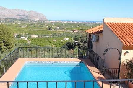Vakantiehuis Spanje, Costa Blanca, Benidoleig villa Villa Silencio