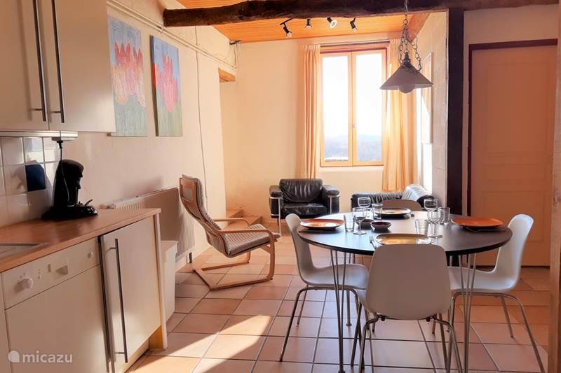 Vakantiehuis Frankrijk, Ariège, Artigat Vakantiehuis Ferme Beauregard huisje Tulipe