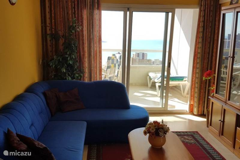 Vacation Rental Spain Costa Blanca Benidorm Apartment Luxury Gemelos 22 18a