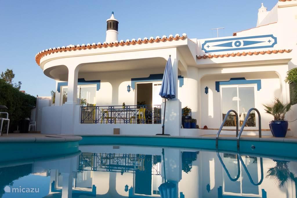 Vakantiehuis Portugal, Algarve, Carvoeiro Villa Casa Lopes