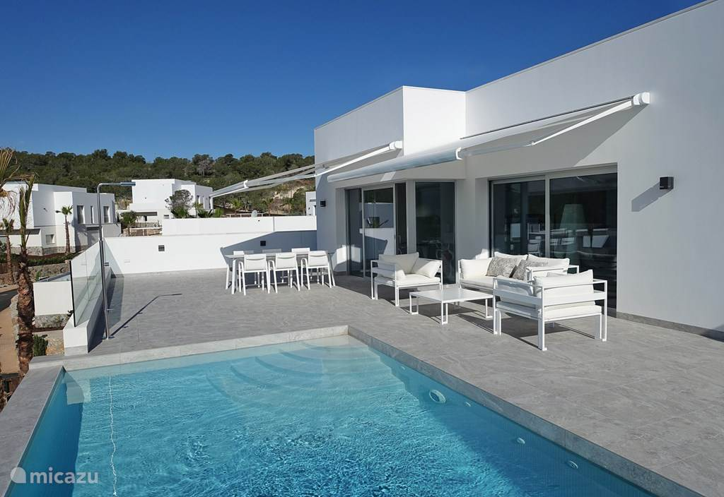 Vacation rental Spain, Costa Blanca, San Miguel de Salinas Costa villa Luxurious villa