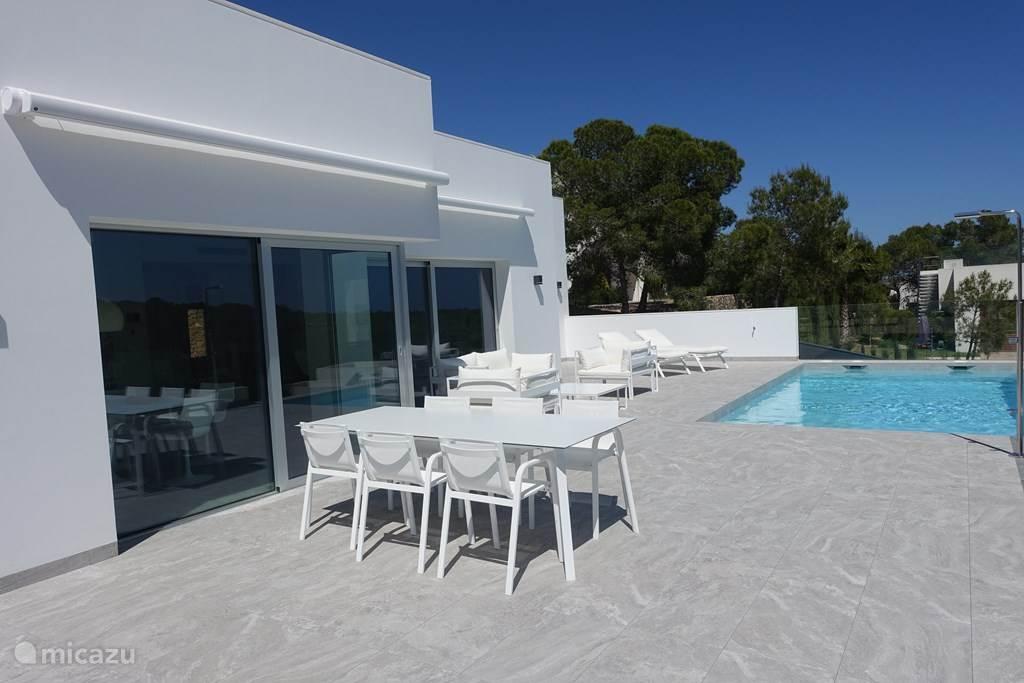 Vakantiehuis Spanje, Costa Blanca, San Miguel de Salinas Villa Luxe Villa