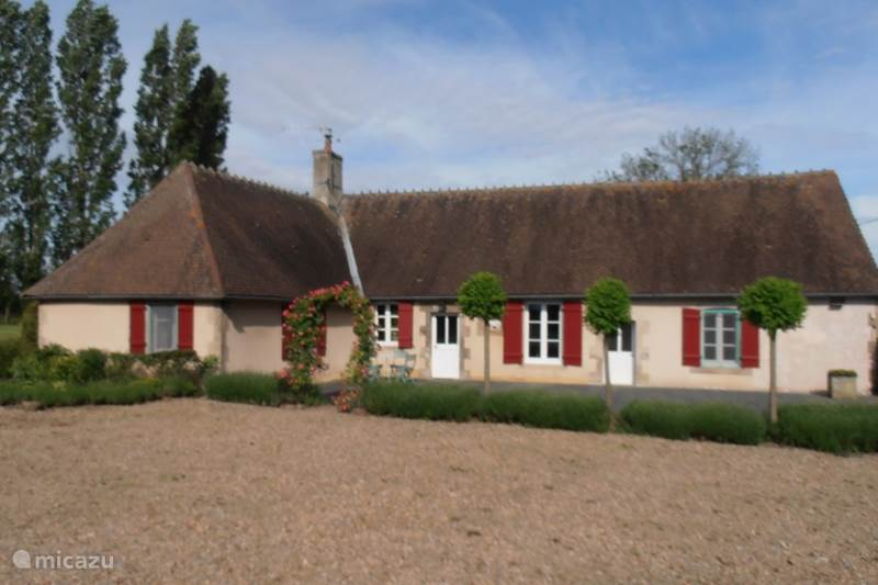 Vakantiehuis Frankrijk, Allier, Ygrande Boerderij La Varille