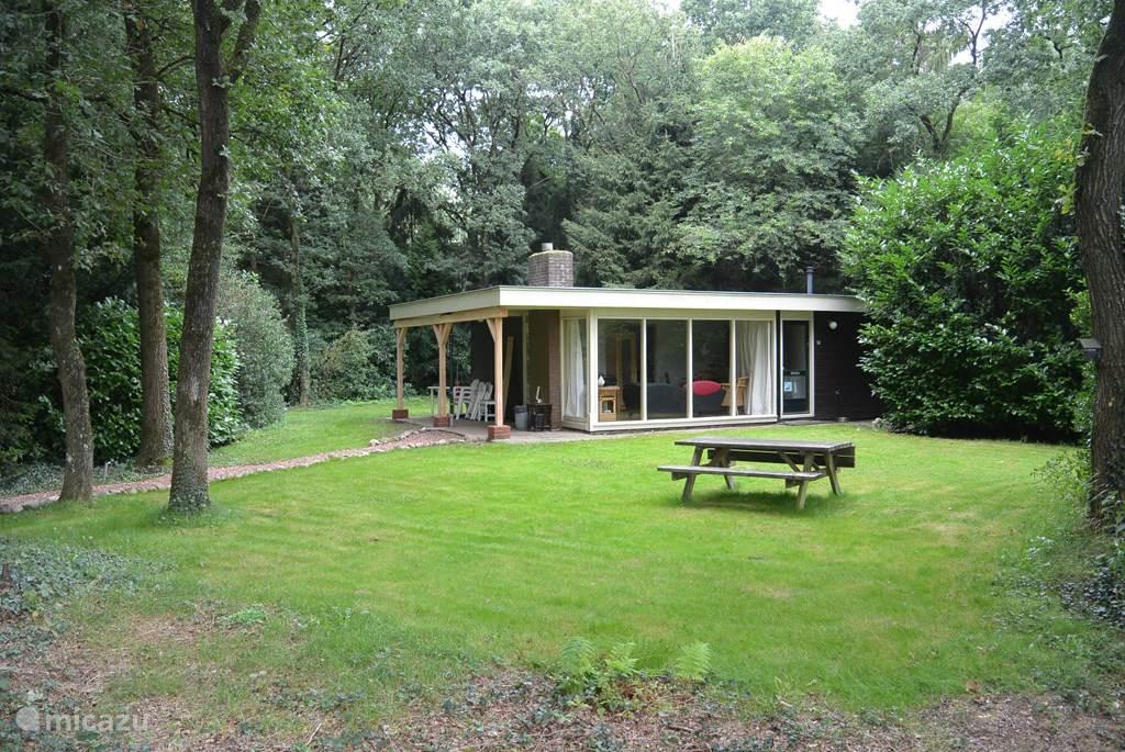 Vacation rental Netherlands, Drenthe, Wateren bungalow Holiday home de Kei, dogs welcome