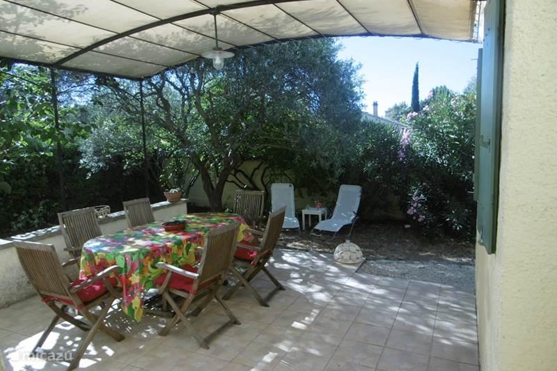 Vakantiehuis Frankrijk, Vaucluse, Saint-Didier Villa Le Canard Provençal