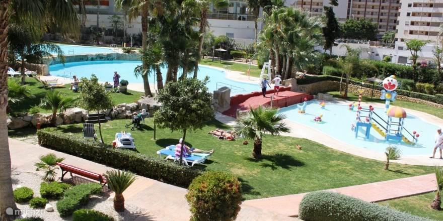 Vakantiehuis Spanje, Costa Blanca, Benidorm appartement Luxe appartement, Gemelos 22-18A