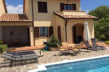 Ferienwohnung Italien, Umbrien, Tuoro sul Trasimeno reihenhaus Casa Trasimeno