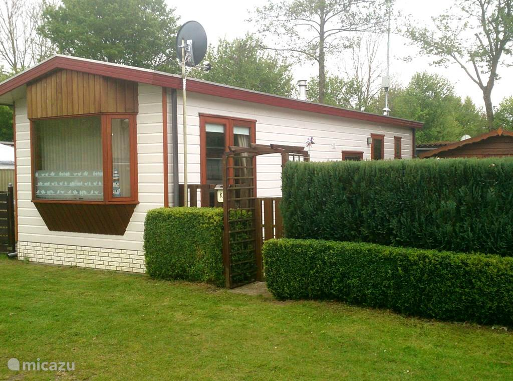 Vakantiehuis Nederland, Friesland, Makkum - chalet Chalet K9 in Makkum