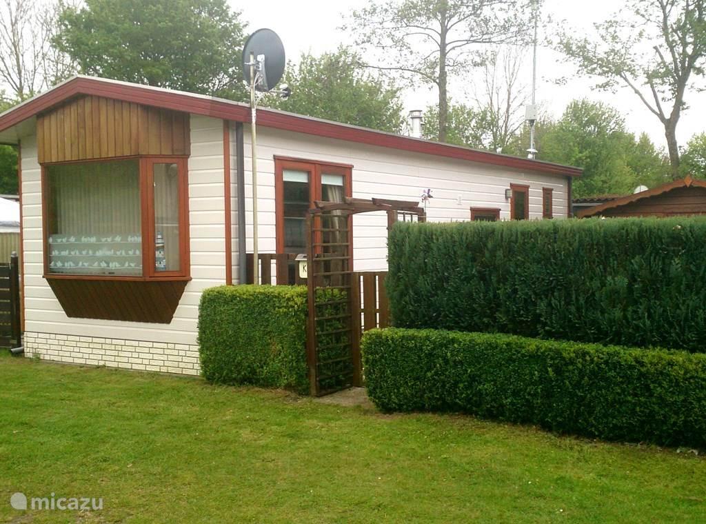 Vakantiehuis Nederland, Friesland, Makkum Chalet Chalet K9 in Makkum