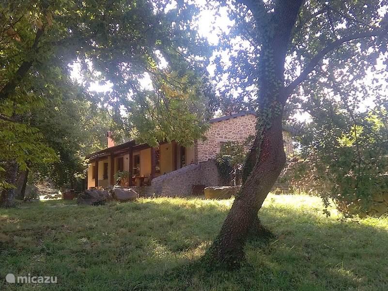 Vakantiehuis Italië, Toscane, Santa Fiora vakantiehuis Castel Bruno