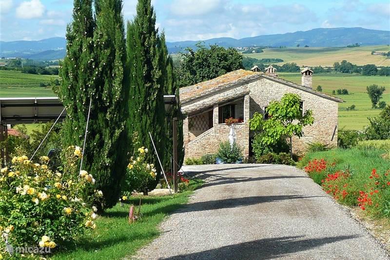 Vakantiehuis Italië, Umbrië, Perugia Studio Gli Archi studio