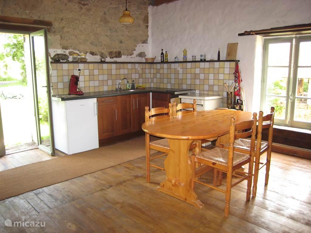 De keukenhoek