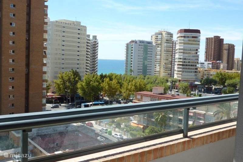 Vacation Rental Spain Costa Blanca Benidorm Apartment Luxury Gemelos 23 7a