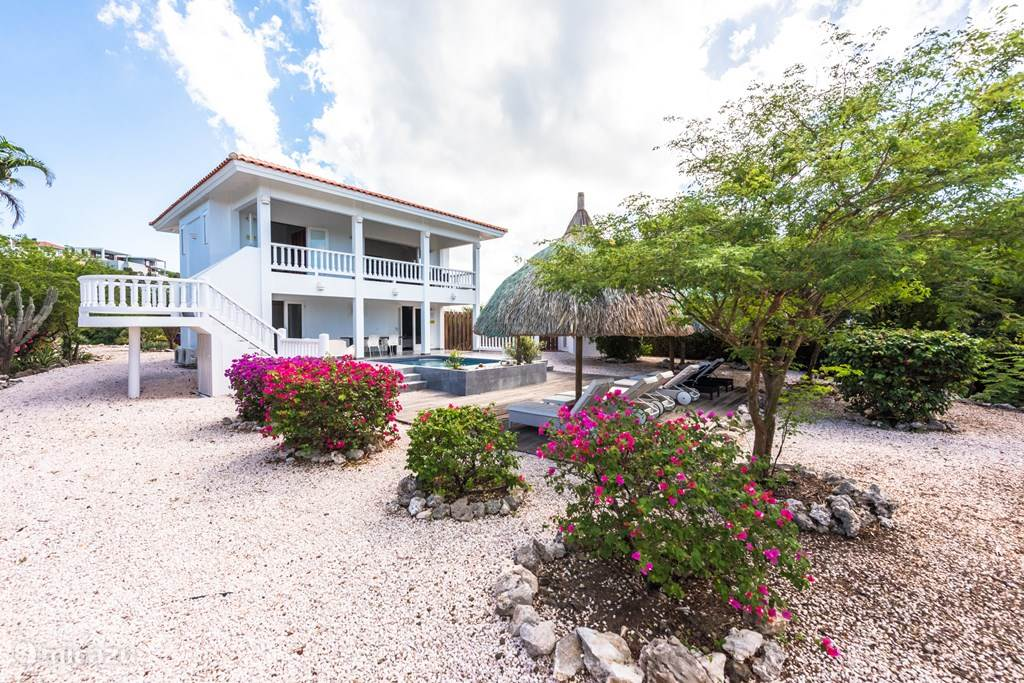 Vacation rental Curaçao, Banda Abou (West), Coral-Estate Rif St.marie villa Lot 15 coral estate reef st.marie