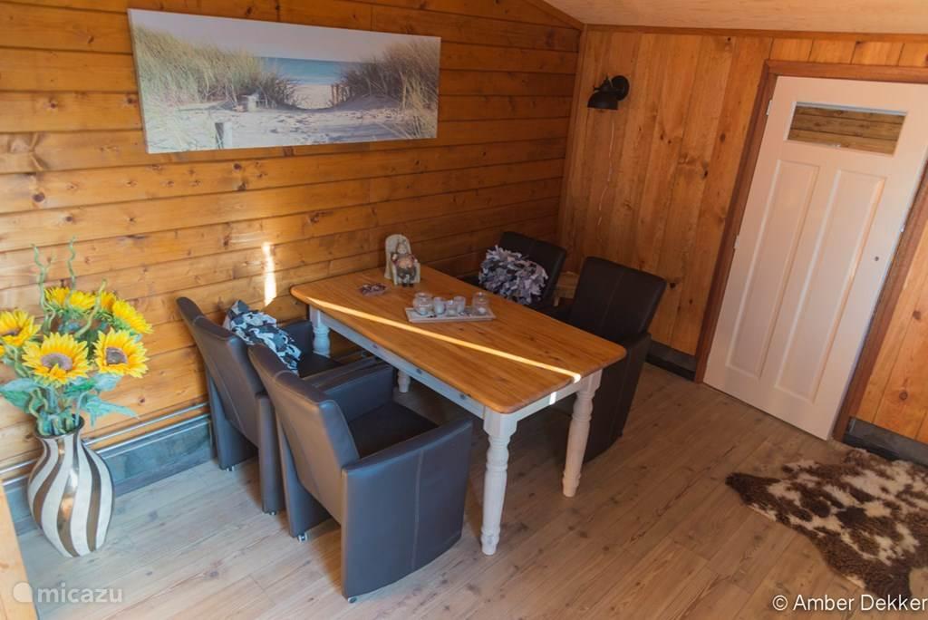 Vakantiehuis Nederland, Noord-Holland, Egmond-Binnen Blokhut / Lodge De Blokhut