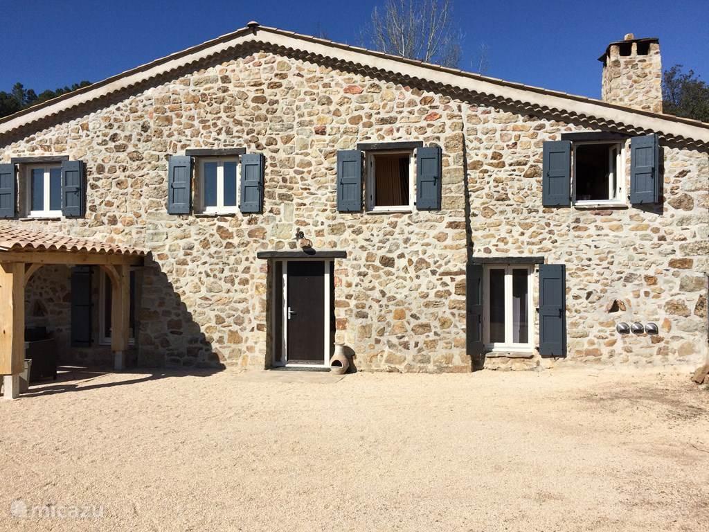 Vakantiehuis Frankrijk, Languedoc-Roussillon, Bordezac Vakantiehuis La vieille briqueterie