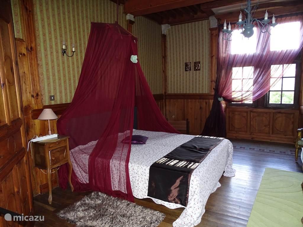 slaapkamer appartement La Charme