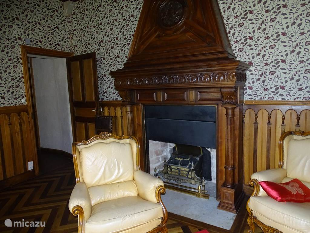zitkamer appartement La Charme