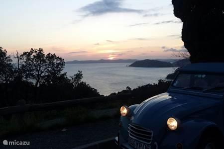 Ile Du Levant et Port Cros