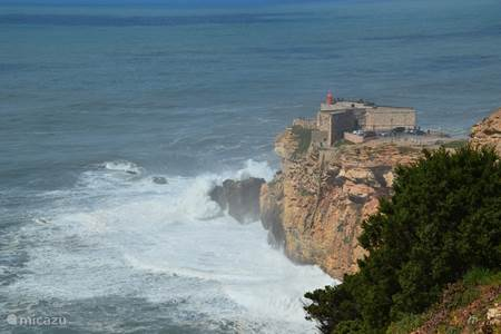 Fort in Nazaré