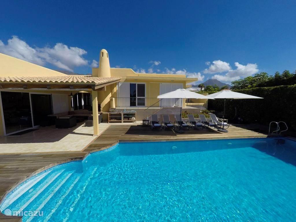 Vakantiehuis Spanje, Tenerife, Adeje villa Golf Villa El Mirador